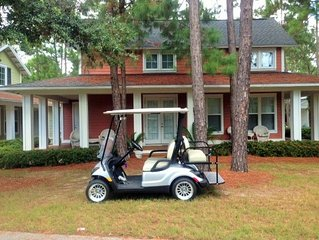 Right Across from Pool & Clubhouse**Golf Cart Included** Book Spring/Summer Now!
