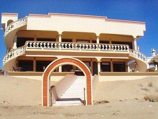 Villa Venezia : Gated Beachfront Paradise in  Playa Encanto
