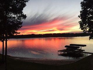 Master's and Vacation Lakefront  Rental 5 BR/3 BA At Reynolds Lake Oconee