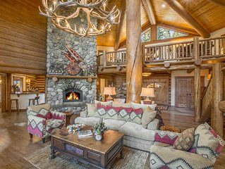 NEW LISTING - 6000 sq ft Prestigious Mountain Retreat on 30 Acres
