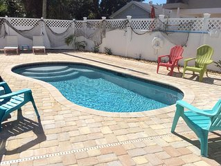 Amazing Pool Home Located Near The Beach, Shopping, Restaurants And Times Square