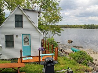 Dream Harbor - Incredible Oceanfront with great views of Acadia Natl Park, Surry