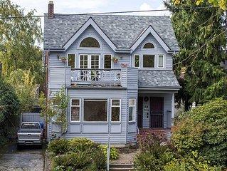 Quiet, central, urban cottage