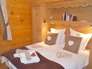 2 Bedroom, 2 Bathroom, ECRINS ETOILE C9, LUXURY 625sqtApt in Centre of Vill