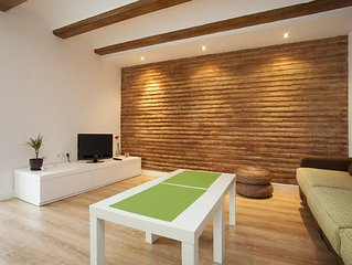 Cervantes I - Apartment for 6 people in Valencia ciudad