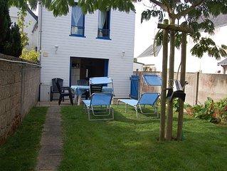 Damgan: Maison avec jardin