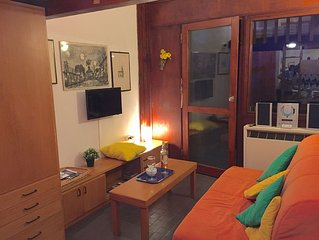 APARTMENT IDEAL FOR SKIERS AND HIKERS -Rates SPECIAL WINTER
