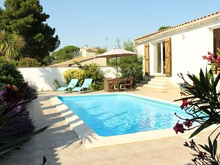 Villa With Private Pool & Petanque Pitch