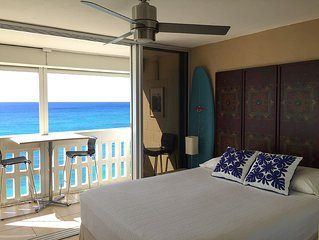 Top Floor, Corner Unit On One of the Best Beaches On Oahu!