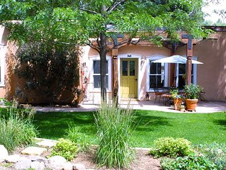 Relax in Our Historic Adobe Home on Cheyenne Creek near the Broadmoor!