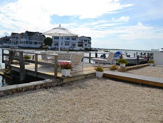 Fully Renovated Bay Front Home W/ Boat Slips & Great Views