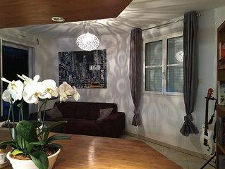 Appartement au calme sur les hauteurs de Saint Denis