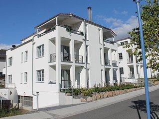 2-Raum Wohnung, sehr modern, WLAN kostenlos, mit Tiefgarage, 400 m zum Strand