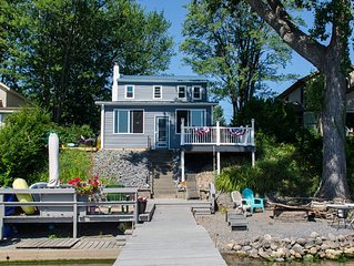 Windswept Cottage - Wineries and Luxury Living on Cayuga Lake
