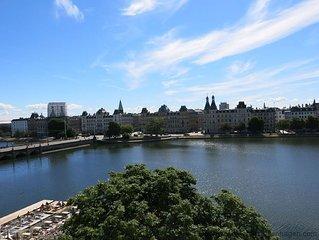 City Apartment in Kopenhagen mit 3 Schlafzimmern 6 Schlafplatzen
