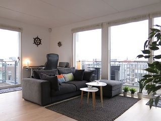 City Apartment in Copenhagen with 1 bedrooms sleeps 2