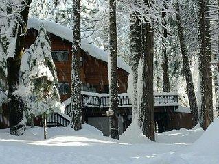 Enjoy this Dorrington Mountain Cabin!  Everything you need, a perfect escape!