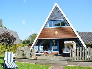 Ein Ferienhaus zum Wohlfuhlen,  direkt am Kurwald, 400 m vom weissen Ostseestrand
