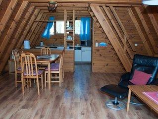 7 P-Familienhaus - Finnhutte am Ostseestrand
