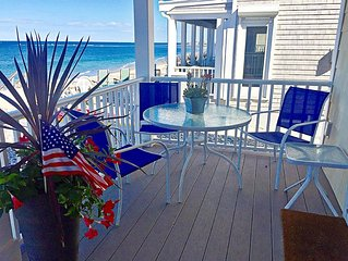 * Oceanfront * Newly Renovated * Scituate * Limited Summer Availibilty