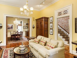 Exquisite Home in Landmark Historic Dist., Note:12/26-1/1 main only-3BR, $425/nt