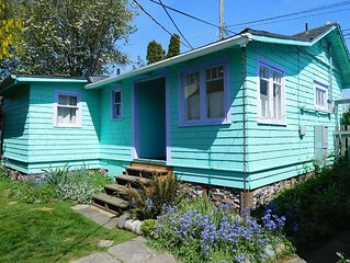 Lovingly Updated 101-Year Old Cottage In Walkable West Seattle Neighborhood