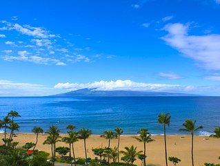 Maui Resort Rentals – Marriott's Maui Ocean Club 2 Bedroom Oceanfront Villa