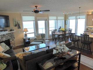 Discounts/Luxury Condo/Upper Floor Oceanfront/Balcony Hot Tub!