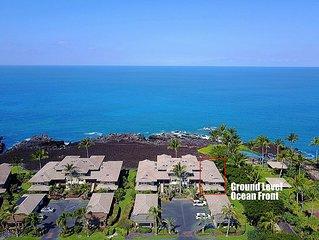 Ocean Front 3 Bedroom at Hali'i Kai  Best Location in Resort