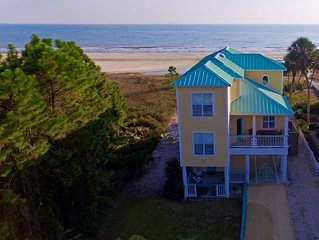 EasterCancellation April 8-15-$500 Discount -Gulf Front-Pets-Spa on Deck-Kayaks