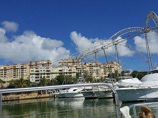 Panoramic ocean & mountain view condo in the gated Pena Mar Ocean Club community