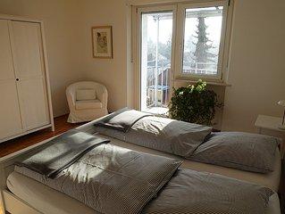 Hochwertig ausgestattetes Apartment  105 € für 4 Personen Nähe Messe und City