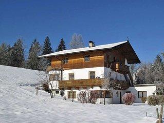 Apartment Haus Gassreith  in St. Johann in Tirol, Kitzbühel Alps - 5 persons, 1