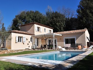 4 bedroom villa in the heart of the French Riviera
