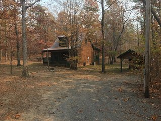 CHARMING CABIN FOR SPECIAL OCCASIONS
