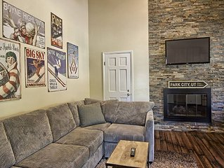 Gorgeous 3BR Mountain Villa Condo