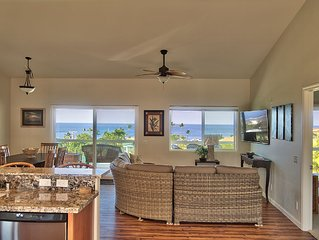 Brand new second story 3/2 duplex with panoramic ocean view