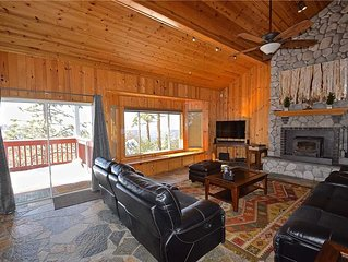 Vista Point: 4 BR / 4 BA  in Shaver Lake, Sleeps 14