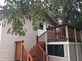 Cozy apartment located walking distance from beautiful downtown Glendora, CA.