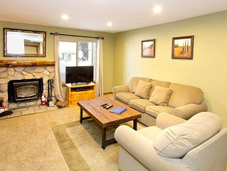 Cozy and bright, one bedroom, one bath mountain condo, Horizons 4 #145, In town