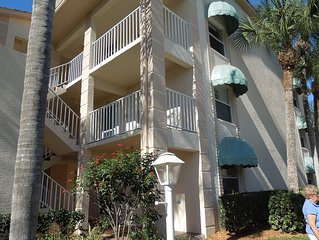 Bright, Spacious & Recently Updated Stoneybrook Condo Overlooking 2nd Green