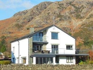 A luxury property with fantastic modern facilities in centre of Coniston village