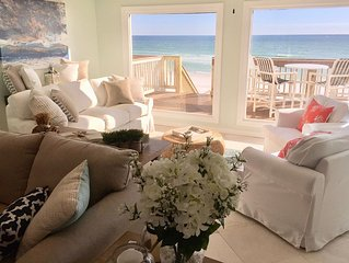 Direct On The Beach! Beautifully Remodeled.