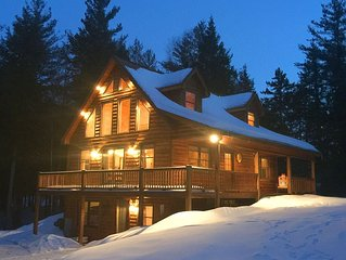Sunday River Will View Ski Chalet with Gas Fireplace and Hot Tub