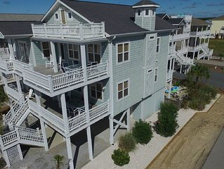 5 BR/5BA-Pool-Best Ocean views from 2nd row on 1st St West
