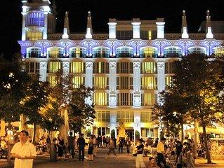 APARTAMENTO EN CENTRO DE MADRID . HUERTAS SOL . WIFI . PRIVADO . LUJO