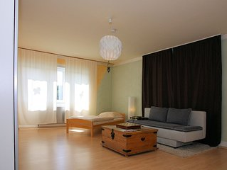 Situated on the outskirts of Kaiserslautern directly by the woods :: incl. Supe