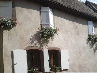 Charmante maison au cœur d'un des plus beaux villages de France