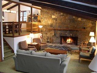Killington Area - Great Value! Clean, Comfortable, Sleeps 12+