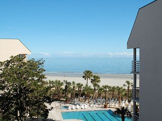 I Just Adore A Penthouse View!!!  3523 Villamare Oceanfront!! Booking Now!!